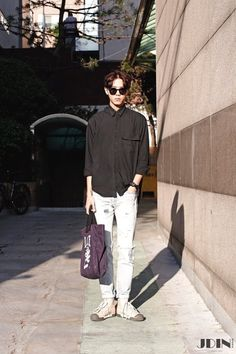 Seoul Street Snap: Joo Woo Jae