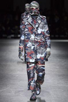 Moncler Gamme Bleu - Autumn/Winter 2016-17 Menswear Milan Fashion Week
