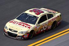 Ryan Newman - Daytona International Speedway: Day 1