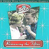 CD Romancing The Fifties - Levine/Jezzro Green Hill Instrumental Classic New