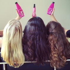 REDKEN-Ladies treibenʻs bunt – auch im Sommer! #ColorExtend!