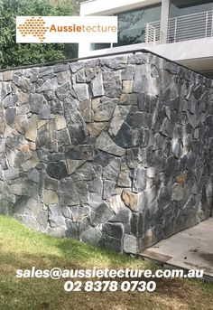 Eyre Schist natural stone for exterior walls.   #aussietecture #stonecladding #stonewalling #wallcladding #luxuryhome #luxuryhomebuilder #instahome #architecture #landscape #landscapedesigner #landscaping #drystonewall #naturalstonewall #naturalstonesupplier #homedesigns #stonemason #stonework #stonewalls #exteriors #exteriorwall #housedesign #homebuilder #retainingwalls #landscaper #featurewall Natural Stone Cladding, Natural Stone Wall, Natural Stones, Sandstone Wall, Stone Supplier, Wall Cladding, Stone Work, Stone Tiles, Wine Country