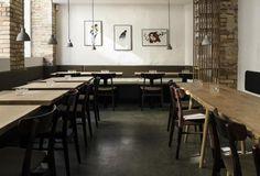Restaurant Relae & Cafe 22 both sound nice in norrebro