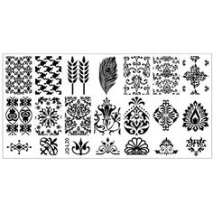 6*12cm Stainless Steel Nail Art Stamping Plates Geometric Sports Nails Template By Bestpriceam -- Find out more about the great product at the image link. (This is an affiliate link and I receive a commission for the sales)