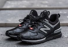 Marvel Black Panther x New Balance 574S