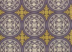 medallions prints fabric