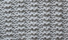Knit Purl Stitches, 3d Hand, How To Purl Knit, Paracord, Aurora, Stitch Patterns, Knit Crochet, Knits, Loom Knit