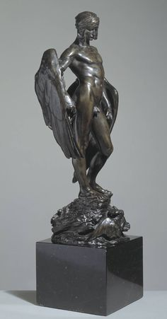 Sir Alfred Gilbert 'Icarus', 1882–4