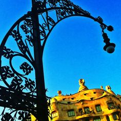 100% Gaudí.... Modernist art at Passeig de Gracia avenue