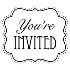 Image result for you're invited