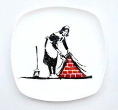 Pictură din mâncare - de RED HONG YI