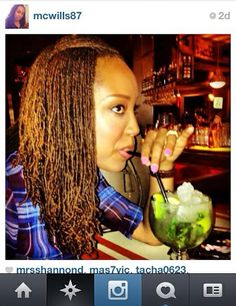 Grow Lust Worthy Hair FASTER Naturally} ========================== Go To: www.HairTriggerr.com ========================== Girl Yessss! Her Sisterlocks Are GORG!!!