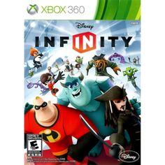 [.6] For sale is Disney Infinity video game for your XBOX 360 gaming console. Video Game Disc. Video Game Manual. Video Game Clamshell Case. | eBay!