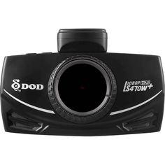 DOD - LS470W+ Dash Cam - Black