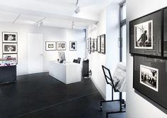SALZBURG HAT NEUEN LEICA-STANDORT  In Salzburg pilgern Fans edler Fotoapparate in die Gaisbergstraße: Die Leica-Galerie ist umgezogen.