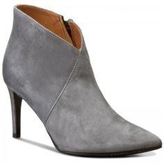 Magasított cipő SOLO FEMME - 75461-48-E37/000-13-00 Szürke