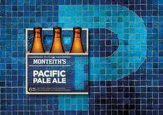 Monteiths Craft Beer Packaging on Behance