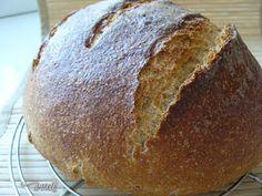 Pitypang-csakis kedvtelésből: kenyér, teljes kiőrlésű lisztből Bread, Food, Meals, Breads, Bakeries, Yemek, Patisserie, Eten