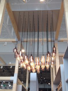 maisonetobjet//lightsolutions//getting inspiration Chandelier, Ceiling Lights, Lighting, Inspiration, Home Decor, Biblical Inspiration, Candelabra, Decoration Home, Light Fixtures