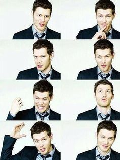 #TVD #TO The Vampire Diaries,The Originals Joseph Morgan(Klaus)