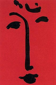 Facial-Maschera (1951) Henri Matisse