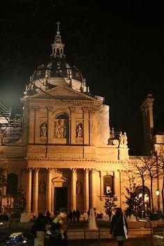 La Sorbonne University...Paris France