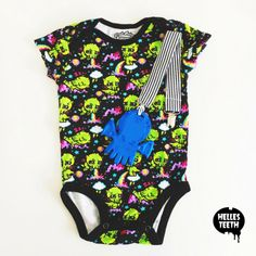 Daddys Little Monster, Little Monsters, Goth Baby, Mini Me, Future Baby, Giveaways, Baby Room, Teeth, Arts And Crafts