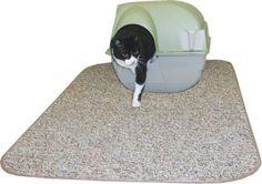 5 Best Cat Litter Mats that Prevent the Spread of Cat Litter
