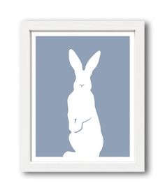 Hey, I found this really awesome Etsy listing at http://www.etsy.com/listing/155710179/standing-rabbit-print-rabbit-silhouette