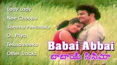 Babai Abbai | Telugu Blockbuster Movie | All Songs