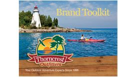 Thorncrest Outfitters  Thorncrest Outfitters is the leading provider of outdoor adventure supplies and services across Grey and Bruce counties. However like many other private businesses, the owners were seeking a fresh look and new insights into marketing strategies.