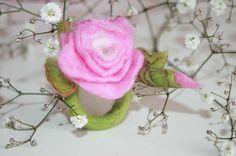 Filzring , Ring gefilzt von Style for you auf DaWanda.com
