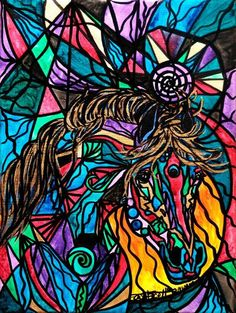 Horse by Teal Scott