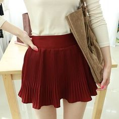 Buy 'Dodostyle – Band-Waist Pleated Culottes' with Free International Shipping at YesStyle.com. Browse and shop for thousands of Asian fashion items from South Korea and more!