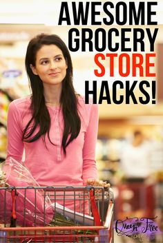 I had no idea I was wasting so much money! These grocery store hacks are awesome and I can't wait to shop again just to see how much I save.