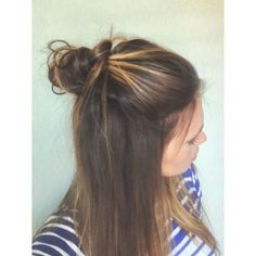 9 Easy Hairstyles for Back To School | H A I R | Pinterest | Half ...