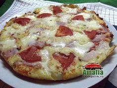 In prima parte a anului, iesenii au mancat mai putin Pizza Lasagna, Good Food, Yummy Food, Romanian Food, Romanian Recipes, Special Recipes, Hawaiian Pizza, Bacon, Deserts