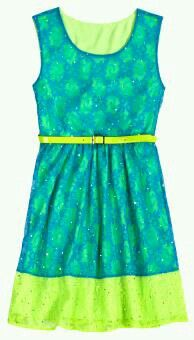 Cute dress from justice
