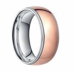 Titanium Mens Rings - Unique Titanium Wedding Bands. Wedding Ring Sets Unique, Tiffany Wedding Rings, Wedding Rings Sets Gold, Wedding Rings Vintage, Wedding Bands, Titanium Rings For Men, Tungsten Mens Rings, Tungsten Wedding Rings, Fashion Rings
