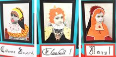 history: the tudors – cuttingandsticking Year 4 Classroom, Ks2 Classroom, School Projects, Projects For Kids, Art Projects, School Ideas, Middle School Art, Art School, School Craft