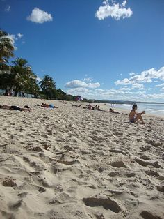 Noosa main beach #Noosa #Travel