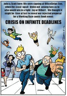 Daily News Comics - Homepage - NY Daily News