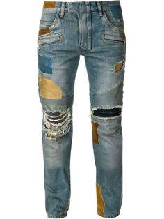 Second Kulture - Page 3 Skinny Biker Jeans, Blue Skinny Jeans, Super Skinny Jeans, Ripped Jeans, Blue Jeans, Balmain Jeans, Jean Webster, Jeans Regular