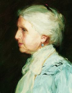 Emmeline Woodward B. Wells (1910-21) 5th General President of the Relief Society