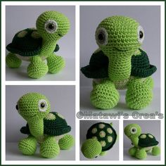 Cuties turtle ever but no pattern: