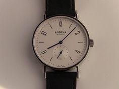 Classic Rodina automatic wrist watch OEM by Sea-Gull ST17