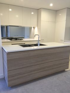 Bay Pavilions - Kitchen Finishes