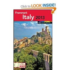 Travel books for Italy, Ireland, anywhere in Europe really. Fount Frommers and Eyewitness Travel to be some of the best out there    Frommer's Italy 2013 (Frommer's Color Complete)