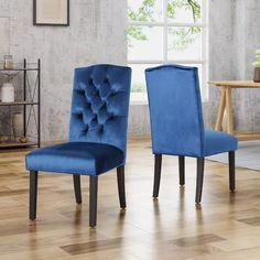 Set Of 2 Crown Top Dining Chairs - Christopher Knight Home : Target