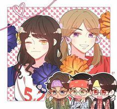 Art Forms, Cute Art, Fanart, Cartoons, Idol, Places, Illustration, Anime, Stuff Stuff